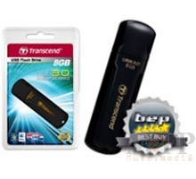 Transcend 8GB JetFlash 700 USB 3.0 SuperSpeed Zwart