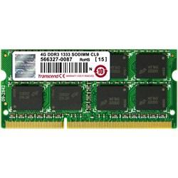 Transcend JetRam 4GB DDR3 SODIMM