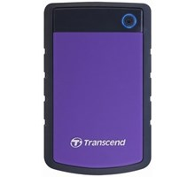 "Transcend 1TB STOREJET 25H3 USB3.0 Internal 2.5"" SATA HDD Anti-shock (Purple)"