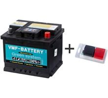 Bundel: VMF GREEN SYSTEM 12V 44Ah + VMF Poolbeschermers