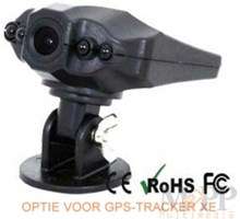 Optionele Infrarood Camera tbv. GPS-Tracker Voertuig XE incl. 2GB microsd