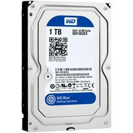 afbeelding van Western Digital Blue 1TB 7200rpm 64MB SATA-600
