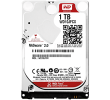 WD Red 1TB Intellipower 2.5 inch HDD SATA3 5400rpm 16MB