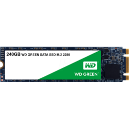 afbeelding van WD Green SSD 240GB M.2