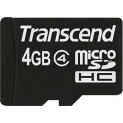 Transcend TS4GUSDC4 flashgeheugen