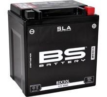 BS BATTERY BIX30L SLA GEACTIVEERD AF FABRIEK