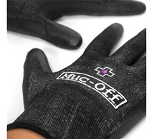 MUC-OFF Mechanics Gloves Black Size XL