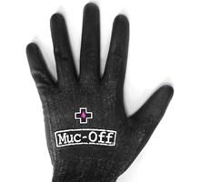MUC-OFF Mechanics Gloves Black Size L