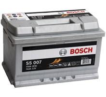 Bosch S5 007 accu