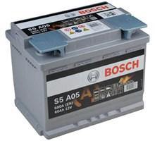 Bosch S5 A05 AGM accu