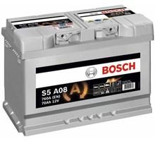 Bosch S5 A08 AGM accu