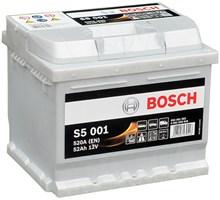 Bosch S5 001 accu
