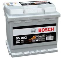 Bosch S5 002 accu
