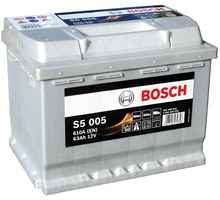 Bosch S5 005 accu