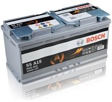 Bosch S5 A15 AGM accu