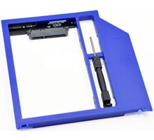 SATA Hard disk caddy voor MacBook Pro Unibody 13, 15 en 17 inch