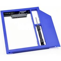 afbeelding van SATA Hard disk caddy voor MacBook Pro Unibody 13, 15 en 17 inch