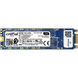afbeelding van Crucial 250GB Crucial MX500 M.2 Type 2280 SSD