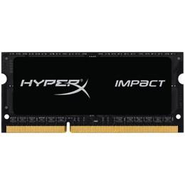 afbeelding van Kingston HyperX Impact Black 16GB kit (2x8GB) 1600MHz DDR3L CL9 SODIMM 1.35V