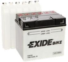 Exide Y60-N30L-B