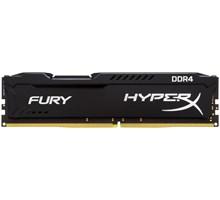 Kingston HyperX Fury 4GB 2400MHz DDR4 Non-ECC CL15 DIMM Black Series