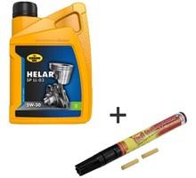Kroon Olie aanbieding: Helar SP 5W30 5L + Krasverwijderaar