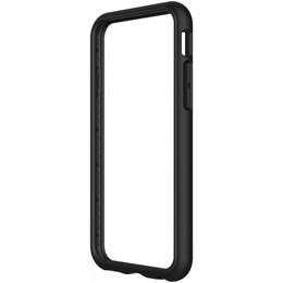 afbeelding van Rhinoshield Crash Guard Bumper 2.0 Apple iPhone 6 Plus/6S Plus Charcoal Black *OP=OP*