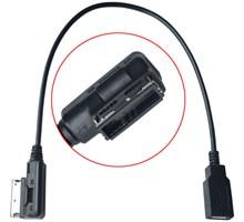 AMI MMI AUC naar USB-adapter voor Audi VW Skoda