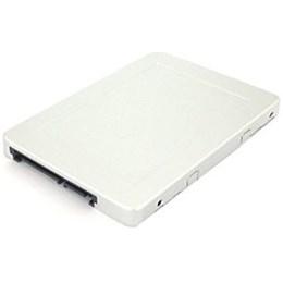 afbeelding van mSATA naar SATA SSD adapter converter met 2,5 inch Case