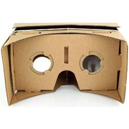 afbeelding van Virtual Reality bril voor Google Cardboard incl. hoofdband 3D