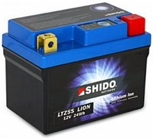 Shido Lithium LTZ5S / YTZ5S