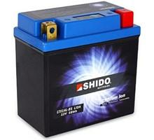 Shido Lithium LTX14L-BS / YTX14L-BS