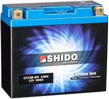 Shido Lithium LT14B-BS / YT14B-BS