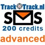 TrackTrack.nl Credits SMS200 Advanced Pakket