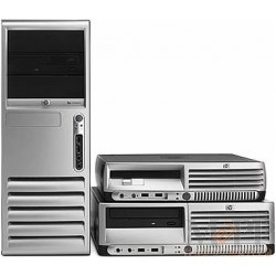 HP-COMPAQ Desktop dc7100 Convertible Minitower